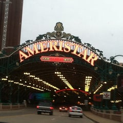 Photo taken at Ameristar Casino by Christine A. on 11/14/2011