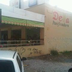 Photo taken at Della Panificadora by nathan z. on 11/22/2011
