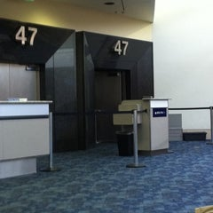 Photo taken at Gate 47 by Daniele I. on 9/3/2011