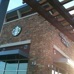 Photo taken at Starbucks by Phillip M. on 3/26/2012
