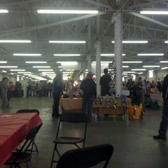 Photo taken at Stark County Fairgrounds by Rich B. on 9/17/2011