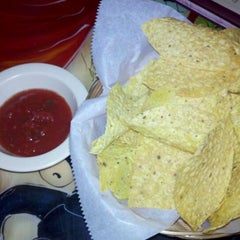 Photo taken at Mexico Lindo Restaurant by Marie M. on 10/28/2011