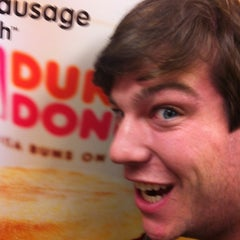 Photo taken at Dunkin Donuts by Charlie K. on 11/10/2011