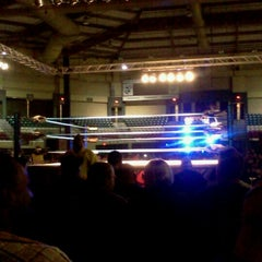 Photo taken at Show Place Arena by Jus S. on 2/25/2012