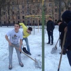 Photo taken at Площадка команды SWAP by Берс Д. on 3/18/2012