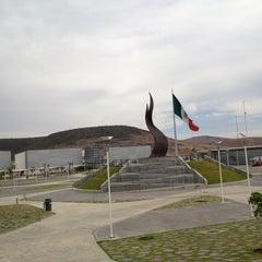Photo taken at Parque Guanajuato Bicentenario by Sam on 4/5/2012