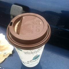 Photo taken at Caribou Coffee by Red B. on 6/12/2012