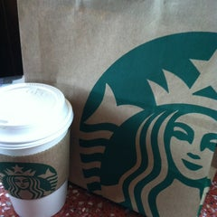 Photo taken at Starbucks by Ces Anne B. on 7/7/2012
