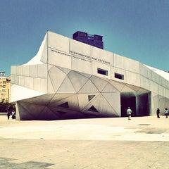 Photo taken at Tel Aviv Museum of Art (מוזיאון תל אביב לאמנות) by Don Xavier P. on 6/23/2012