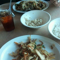 Photo taken at Bali Hai Mongolian Grill by Laura S. on 6/30/2012