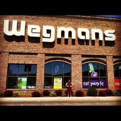 Photo taken at Wegmans by Sean L. on 5/19/2012