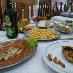 Photo taken at Restaurante 2 Irmãos by Leonardo M. on 8/5/2012