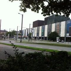 Photo taken at Nationaltheater Mannheim by Sergej H. on 6/19/2012