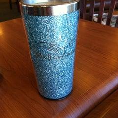 Photo taken at Caribou Coffee by Elizabeth R. on 4/22/2012