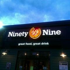 Photo taken at Ninety Nine Restaurant by Kathleen R. on 6/9/2012