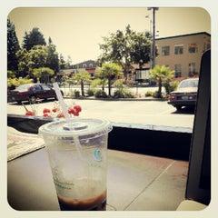 Photo taken at Richmond Beach Coffee House by Eden E. on 7/29/2012