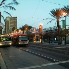 Photo taken at Long Beach Transit Center by SIN on 3/7/2012