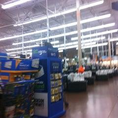 Photo taken at Walmart Supercenter by Michael M. on 4/5/2012