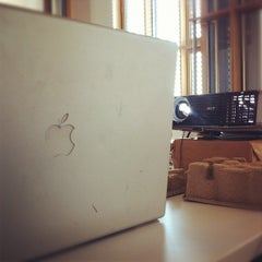 Photo taken at Tweet Cafè by Ego on 4/12/2012