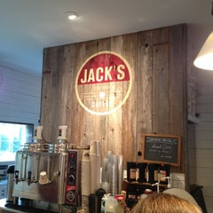 Photo taken at Jack's Coffee by WillMcD on 6/2/2012