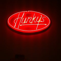 Photo taken at Hunky's by Octavia G. on 3/8/2012