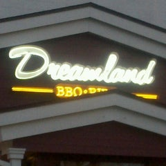 Photo taken at Dreamland Bar-B-Que Ribs by Karen G. on 3/14/2012