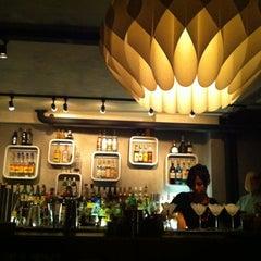 Photo taken at Lounge Bohemia by Katie R. on 6/8/2012