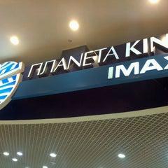 Photo taken at Планета Кіно IMAX by Dennis V. on 4/3/2012