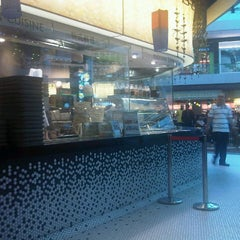 Photo taken at Rasapura Masters Food Court by Nadia S. on 8/30/2012
