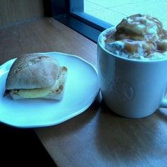 Photo taken at Starbucks by Sonia G. on 5/7/2012