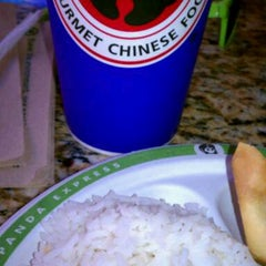 Photo taken at Panda Express by Rhenna C. on 6/22/2012