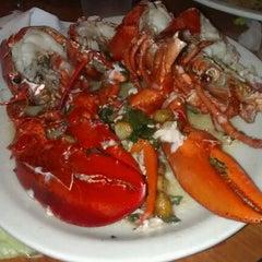 Photo taken at Cascarino's by Bryan K. on 5/12/2012