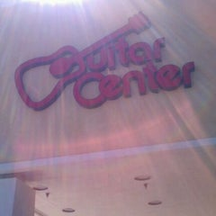 Photo taken at Guitar Center by Dj F. on 5/8/2012