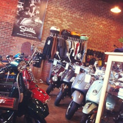 Photo taken at Buffalo Scooter Company by Matt K. on 6/22/2012