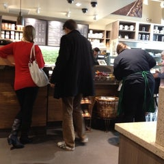 Photo taken at Starbucks by Helen G. on 6/24/2012
