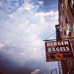Photo taken at Bergen Bagels by Chris H. on 6/11/2012