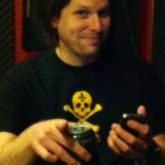 Photo taken at Critical Recording Studio by Andrew S. on 3/17/2012