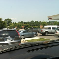 Photo taken at Kroger Fuel Center by Nicole P. on 6/30/2012