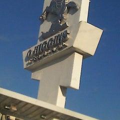 Photo taken at Terminal de Buses O'Higgins by Abraham T. on 3/31/2012