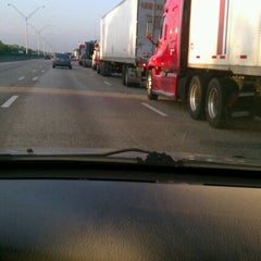 Photo taken at I-95 & Palmetto Park Rd by Ralph C. on 9/8/2011