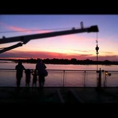 Photo taken at Bridgeport & Port Jefferson Ferry by Brian G. on 8/13/2011