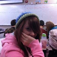 Photo taken at Silver Creek High School by Austin A. on 2/7/2012