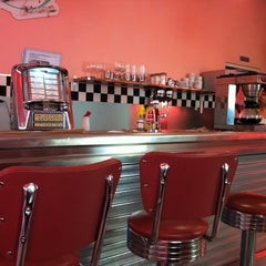 Photo taken at Peggy Sue's by David R. on 4/5/2011