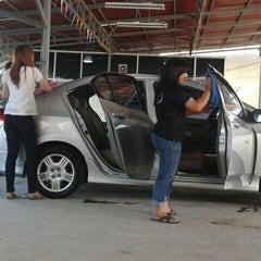 Photo taken at ซีซีคาร์แคร์ โดย ช.เจริญยนต์ (CC Car Care by Chor Charoenyont) by Patchara H. on 12/12/2011