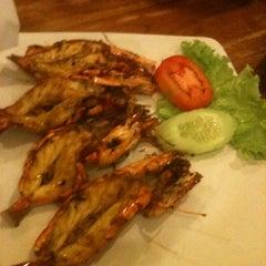 Photo taken at Gama Candi Resto by Tangguh P. on 7/8/2012
