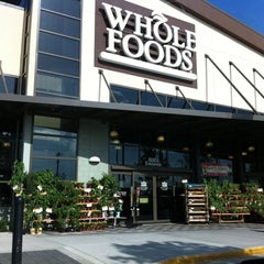 Photo taken at Whole Foods Market by A S. on 8/21/2011