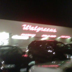 Photo taken at Walgreens by Amanda PartyPoison N. on 1/26/2012