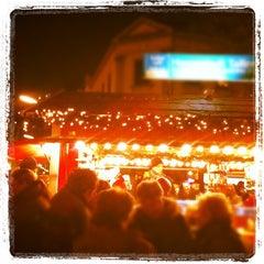 Photo taken at Tallinn by thies a. on 11/23/2011