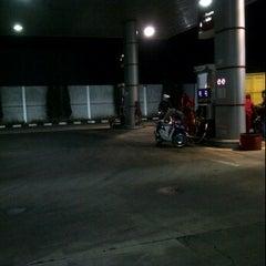Photo taken at Spbu sayati by Elizabeth Y. on 11/18/2011