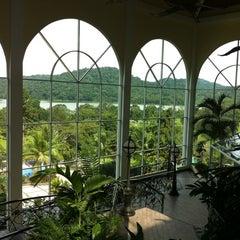 Photo taken at Gamboa Rainforest Resort by Rubén C. on 8/20/2011